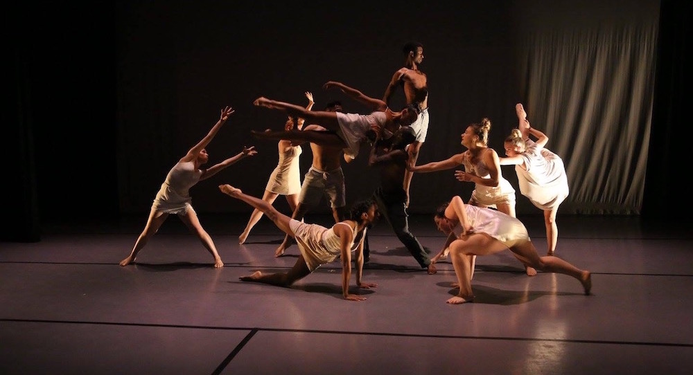 Gotta Dance Contemporary in 'KAIROS'. Photo by Melody Smith.