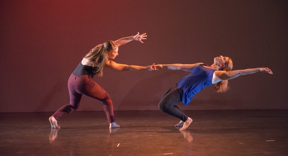 Nozama Dance Collective. Photo by Mickey West.