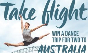 Win Dance Trip to Australia
