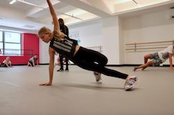 NYC kids dance classes