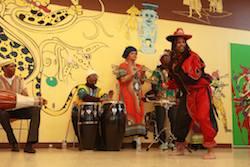 Dance at El Museo del Barrio