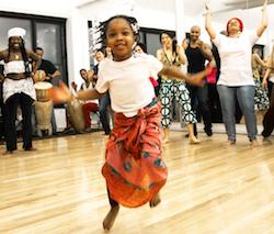 African Dance Class Brooklyn