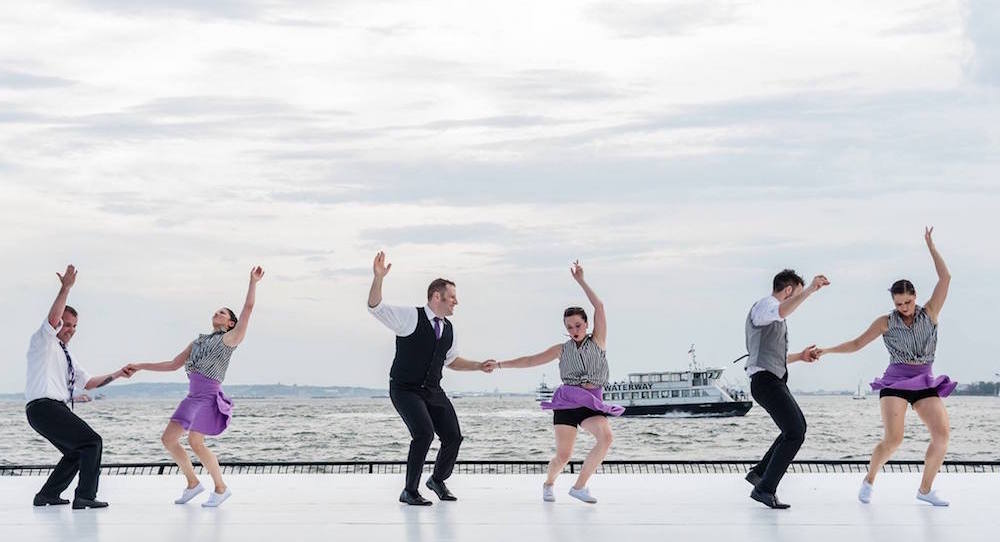 Kilowatt Dance Theater. Photo by Darial Sneed.