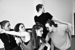 Schoen Movment Company in rehearsalPhoto by Regina Mogilevskaya