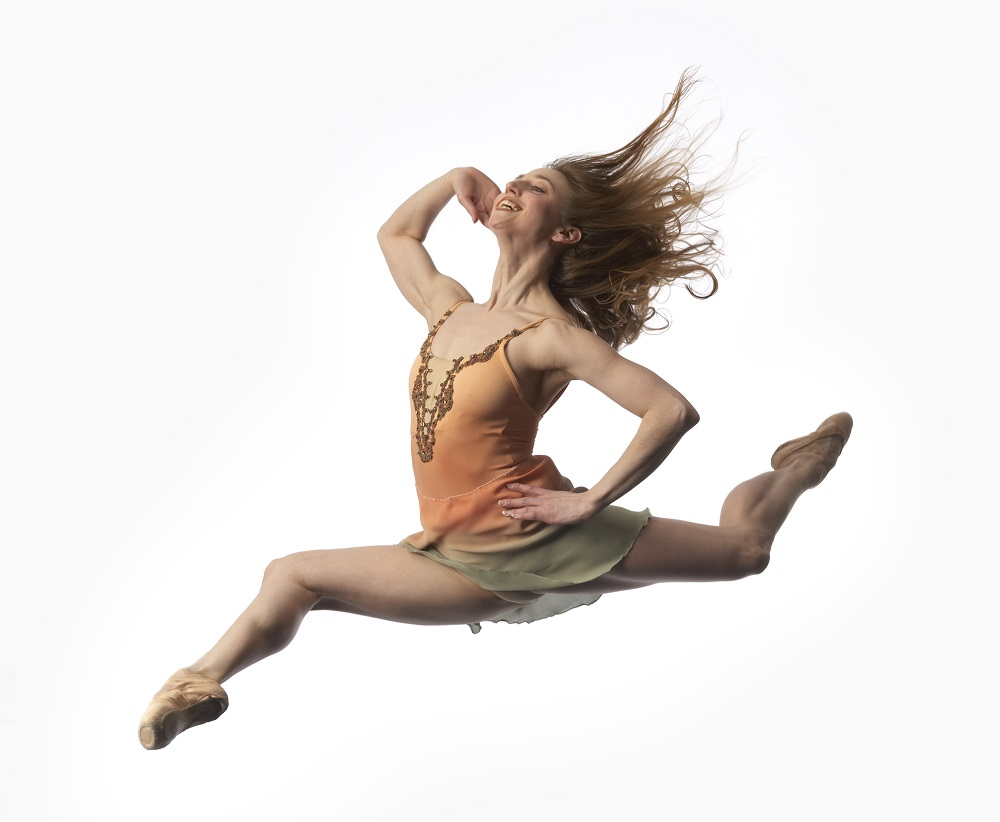 Sharon Wehner Colorado Ballet - by Allen Birnbach