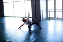 Teddy Forance. Photo courtesy of CLI Studios.