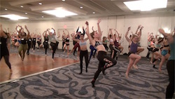 WILD Dance Intensive. Photo courtesy of Star Dance Alliance.