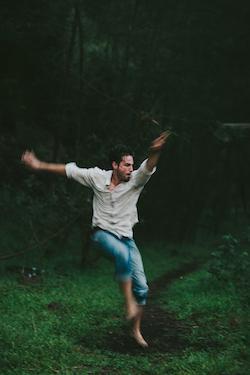 Wade Robson. Photo by Melia Lucida.