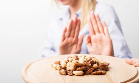 nut free school snacks