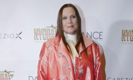 Ann Reinking at the NYCDAF Bright Lights Shining Stars Gala. Photo courtesy of NYCDAF.