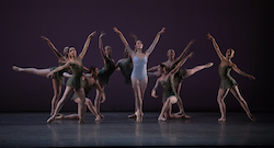 Boston Ballet in Jorma Elo's 'Fifth Symphony of Jean Sibelius'. Photo by Rosalie O'Connor, courtesy Boston Ballet.