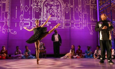 Brooklyn Ballet's 'The Brooklyn Nutcracker'. Photo by Julie Lemberger.