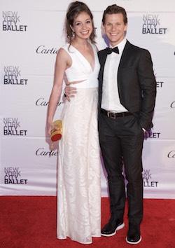 Danielle Diniz and Daniel Ulbricht. Photo courtesy of Diniz.