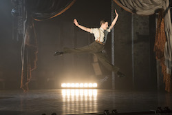 Dominic North as Julian Craster in 'The Red Shoes'. Photo by Johan Persson.