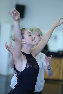 Bolshoi Ballet Academy. Photo by Sila Avaakum.