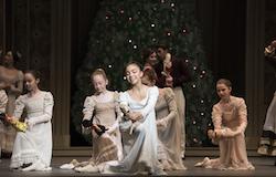 Boston Ballet School Students in 'Mikko Nissinen's The Nutcracker'. Photo by Liza Voll, courtesy Boston Ballet.