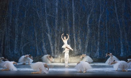 Boston Ballet in 'Mikko Nissinen's The Nutcracker'. Photo by Liza Voll, courtesy Boston Ballet.