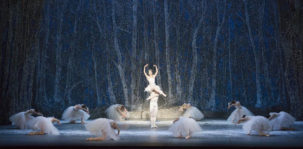 Boston Ballet in 'Mikko Nissinen's The Nutcracker'. Photo by Liza Voll, courtesy Boston Ballet.