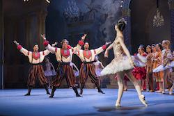 Boston Ballet in 'Mikko Nissinen's TheNutcracker'. Photo by Liza Voll, courtesy Boston Ballet.