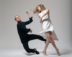 Brian Brooks and Wendy Whelan. Photo by Erin Baiano.