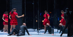 Compania Nacional de Danza in 'Carmen' by Johan Inger. Photo by Jesús Vallinas.