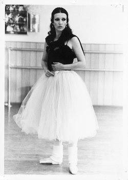 Herci Marsden as Giselle in the 1970s. Photo courtesy of Marsden.