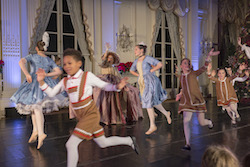 IMC's 'Newport Nutcracker at Rosecliff'. Photo by Thomas Palmer.