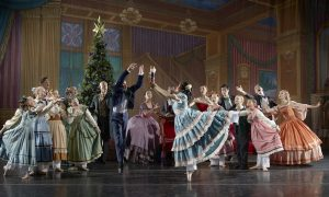 José Mateo Ballet Theatre's 'The Nutcracker'. Photo by Gary Sloan.