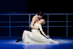 National Ballet of Canada's Heather Ogden and Guillaume Côté in 'Nijinsky' by John Neumeier. Photo by Bruce Zinger.