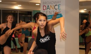 Photo courtesy of Broadway Dance Center Children and Teens.