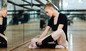 dancer cramps and pains
