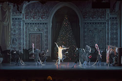 Boston Ballet in 'Mikko Nissinen's The Nutcracker'. Photo by Liza Voll, courtesy of Boston Ballet.