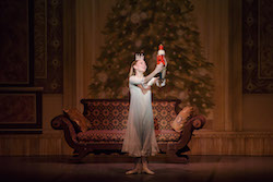 Boston Ballet in 'Mikko Nissinen's The Nutcracker'. Photo by Liza Voll, courtesy of Boston Ballet.