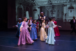 Brooklyn Ballet's 'The Brooklyn Nutcracker'. Photo by Lucas Chilczuk.