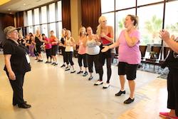 Dance Teacher University Program. Photo by David Williamson.