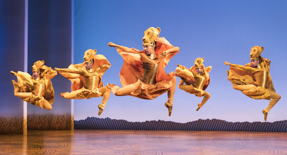 the lion king comes to atlanta and appeals to the