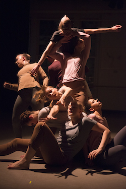 New York Dance Project. Photo by Lucas Chilczuk.