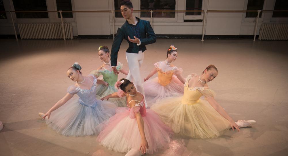New York Dance Project.