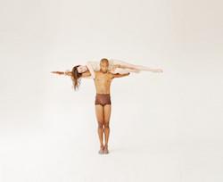 Sheena Annalise and Daniel White. Photo by Noel Valero.