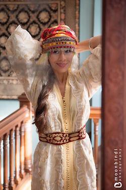 Soumaya MaRose. Photo by Moonbindi Photography.