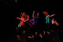 Brenna Bannister's 'Here'. Photo by Olivia Blaisdell.