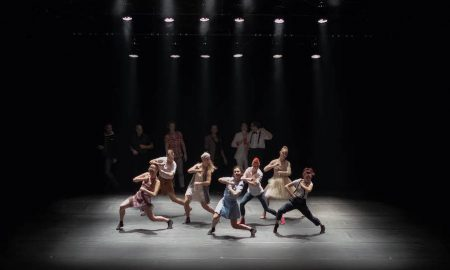 Les Ballets Jazz de Montréal. Photo by Jeremy Coachman.