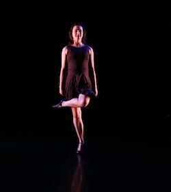 Rebecca McGowan's 'Slip Jig'. Photo by Olivia Blaisdell.