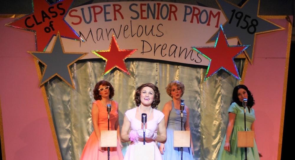 The Marvelous Wonderettes.