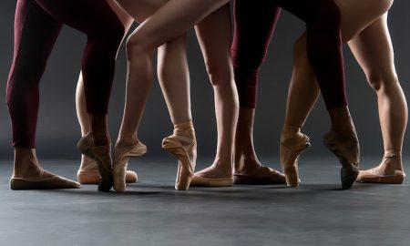 Arch Contemporary Ballet. Photo by Steven Vandervelden.