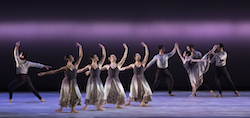 Atlanta Ballet in Craig Davidson's 'Remembrance:Hereafter'. Photo by Gene Schiavone.