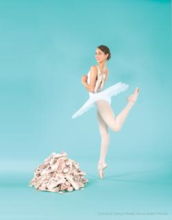 Aviva Gelfer-Mundl for Discount Dance Supply.