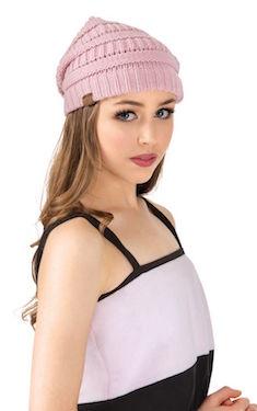 Aviva Gelfer-Mundl modeling for Discount Dance Supply.