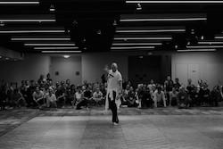 Brian Friedman. Photo by Lexi Colvin at Radix Dance Convention.