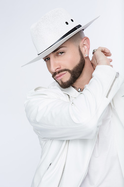 Brian Friedman. Photo by Louise Flores.